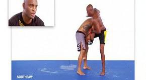 Anderson Silva представляет - Защита от захвата ноги (Сбрасывания и сваливания)