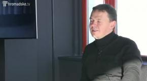 Экс-главный редактор журнала Корреспондент Виталий Сыч на Hromadske.TV