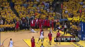 Топ-5 моментов NBA за 1 мая 2014