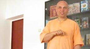 Е.М.Ананта Рупа пр.Постижение Господа Нрисимхадева ч.2