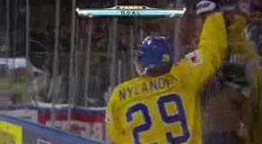 Швеция – Финляндия 4:1