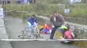 Велогонки без правил