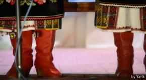 В.Шинкарук feat Н.Недашківська - гімн Андрушівщини. Творчий звіт Андрушівщини 07.05.2014