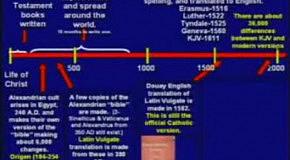 Почему Кент Ховинд верит в Библию короля Иакова 1611 г.