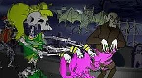 Nekromantix - Horny in a hearse