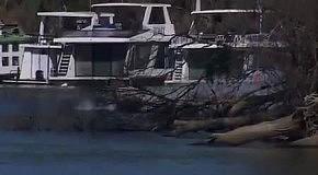 Крушение лодки