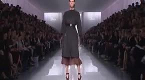 Christian Dior: женская коллекция осень-зима 2012/13