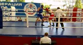 турнир С.Трестина, 75 кг,  Сейтмеметов - Альбуриев