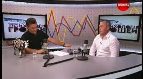 Евгений Черняк (Хортица) рассказал об уровне качества вин в Украине