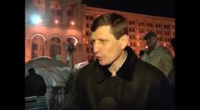 Олександр Сич про призначення на посаду віце-прем'єра