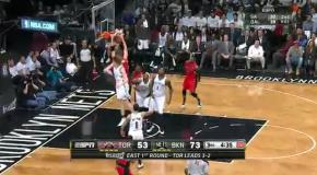 Топ-5 моментов NBA за 2 мая 2014