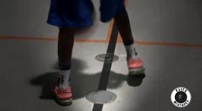12-летний баскетболист Джулиан Ньюмэн