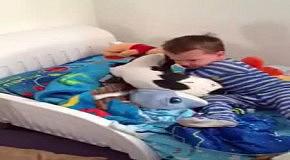 Самый гуманный способ будить детей