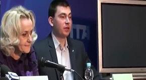 Юрій Михальчишин і Ірина Фаріон про діяльність в парламенті