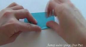 Как сделать Звезду из бумаги: оригами