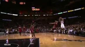 Обзор Spurs at Heat Finals Game 3 (2013)