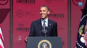 Кавер Обамы на песню Daft Punk стал хитом YouTube