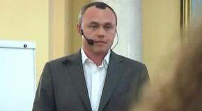 Запорожский бизнесмен Черняк о том, как ему удалось построить успешную компанию