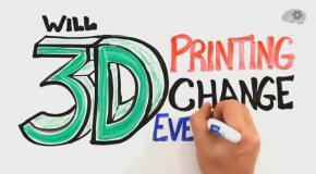 Что изменит 3D печать