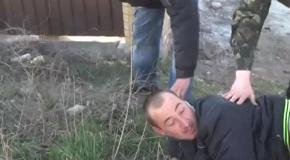 В Мариуполе призывники устроили пьяный дебош