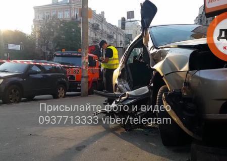 Печальное киевское ДТП сучастием патрульных стало смертельным