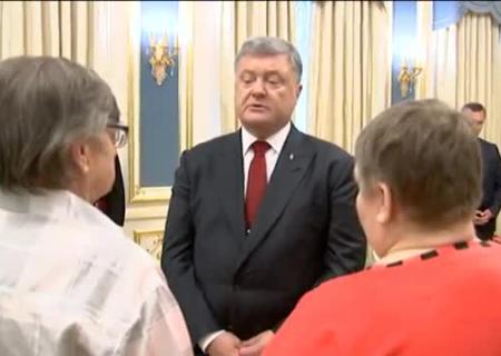 «Жизневский— украинец вдуше»: Порошенко посмертно присвоил активисту Майдана звание Героя Украины