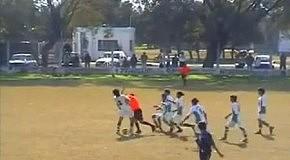 Что творится в пятом футбольном дивизионе чемпионата Аргентины...
