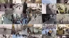 Камеры видеонаблюдения восстанавливают веру в человечество