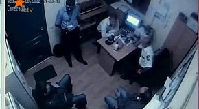 Шокирующие кадры расстрела охранников Каравана