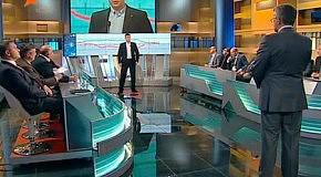 """Юрій Михальчишин на передачі """"Свобода слова"""""""
