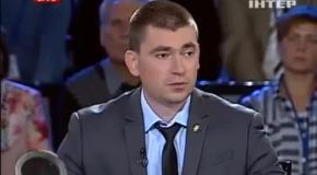 """Юрій Михальчишин - у програмі """"Шустер LIVE"""""""