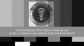 Обращение президента Кеннеди к человечеству