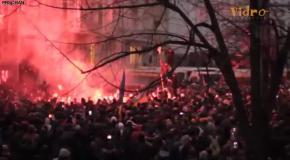 Разгон Майдана, 30 ноября 2013 года
