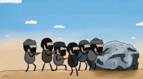 Мультик про войну Сирии