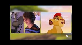 Max Charles - The Lion Guard