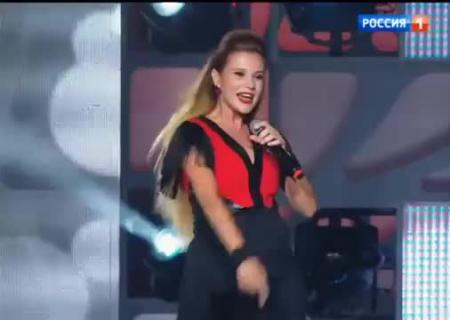 Украинскую эстрадную певицу наконкурсе в Российской Федерации перекрасили вШакиру