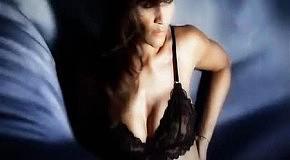 Helena Christensen в нижнем белье Triumph Essence