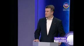 """Андрій Міщенко у програмі """"Сьогодні. Про головне"""""""