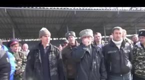 Крымский референдум Такого не покажут по Российскому TV