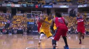 Топ-5 моментов NBA за 5 мая 2014