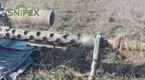 Украинская крупнокалиберная снайперская винтовка SnipeХ