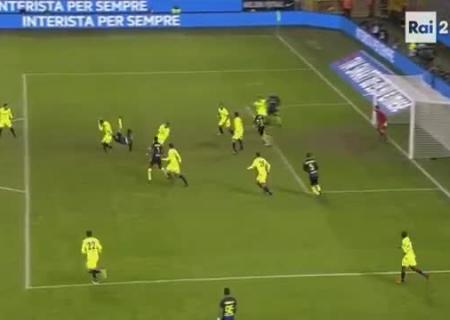«Интер» обыграл «Болонью» ивышел в ¼ финала Кубка Италии пофутболу