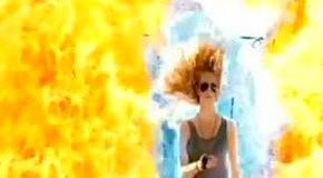 Нарезка сцен с огнем из извесных фильмов