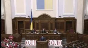 """Олег Тягнибок: """"У парламенті нема комуністів - аж дихається легше"""""""