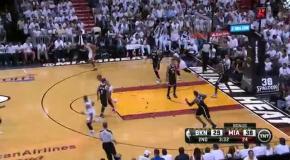 Топ-5 моментов NBA за 6 мая 2014