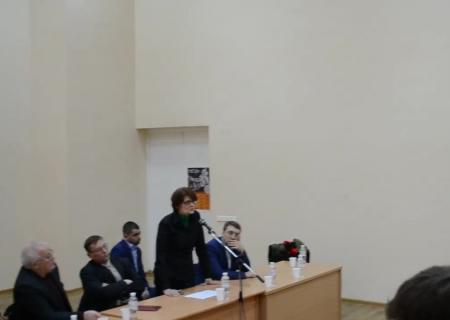 ВНиколаеве студентам показали фильм об«украинских карателях»