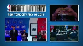 2017 NBA Draft Lottery Drawing