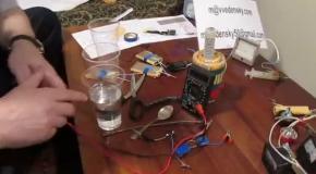 Раскрытие технологии получения электричества