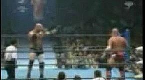 NJPW - Bill Goldberg vs Taiyo Kea