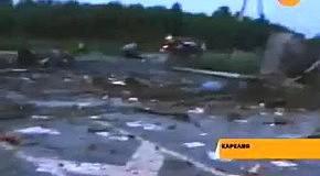Авиакатастрофа в Карелии. Последние подробности